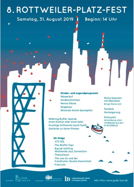 Flyer Rottweiler-Platz-Fest_31082019